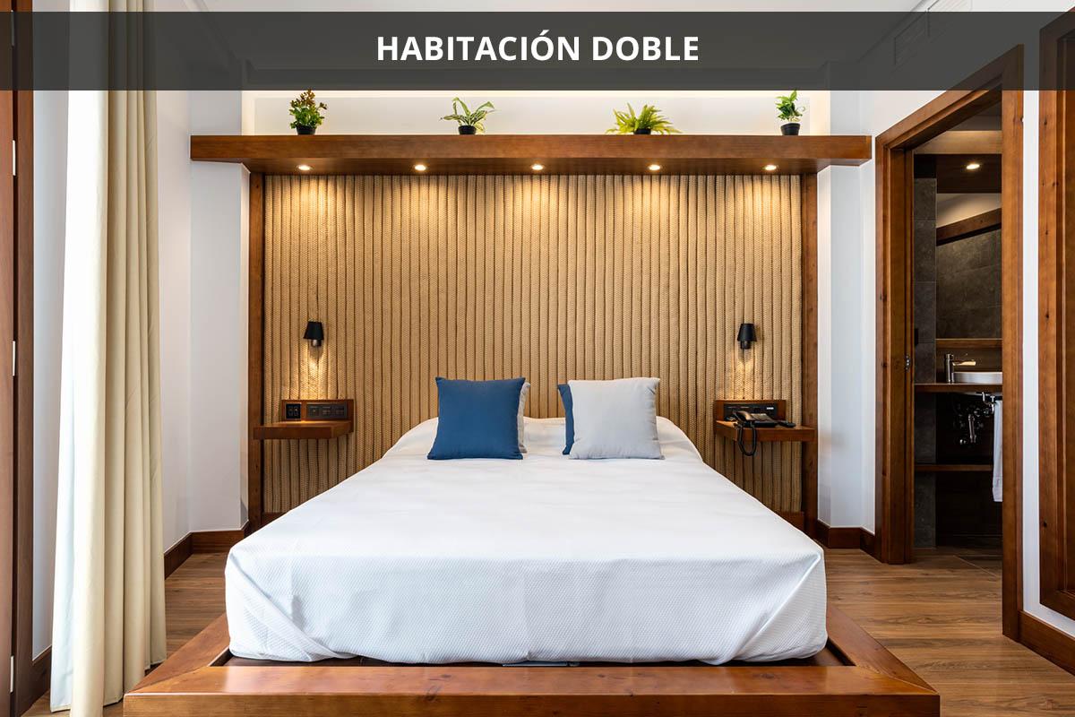 Hotel Antantié Conil Habitación Doble