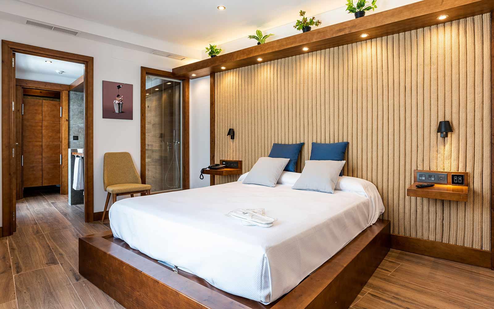 Habitación Junior Suite Hotel Antantie en Conil