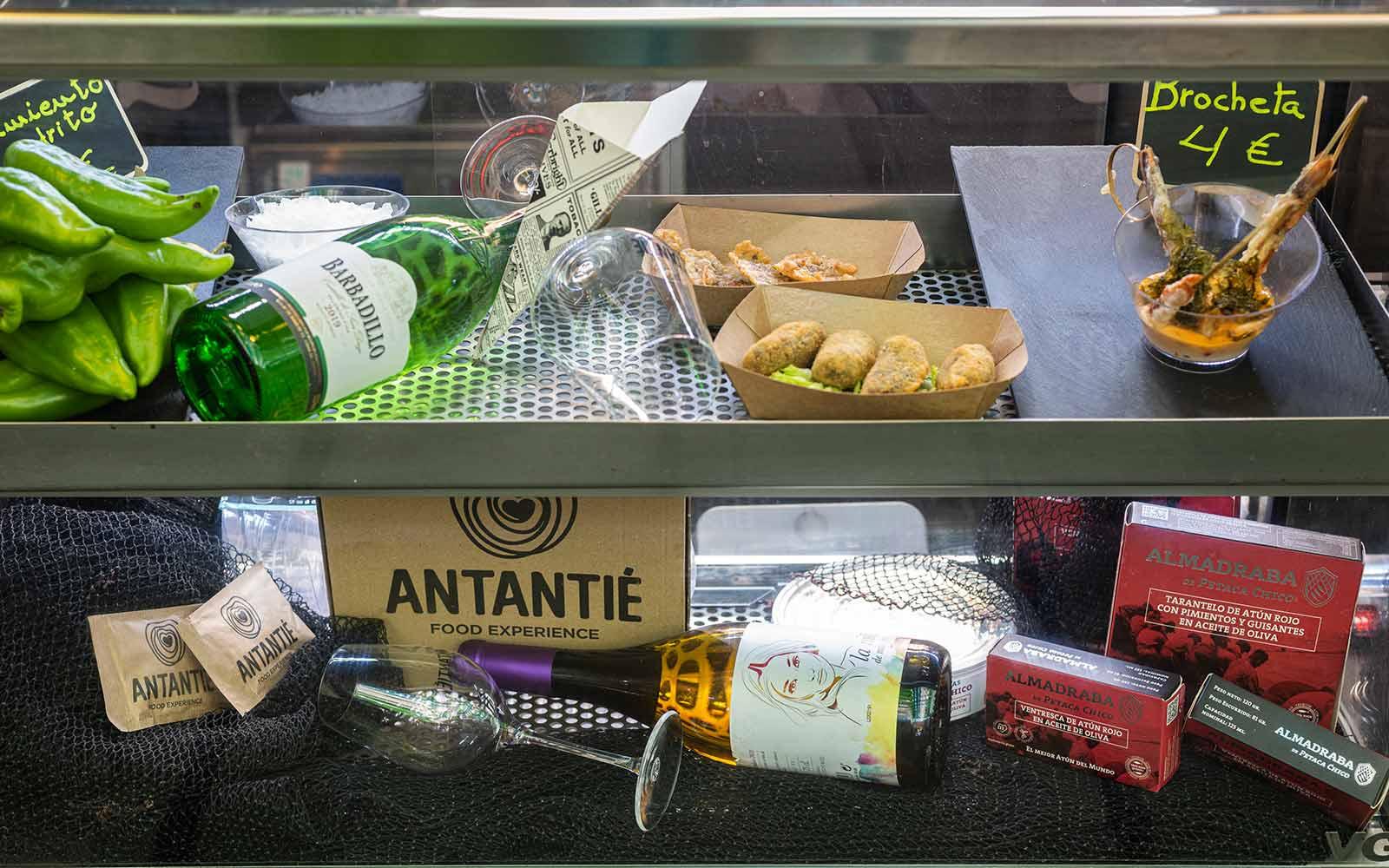 Mercado Antantié en Conil de la Frontera